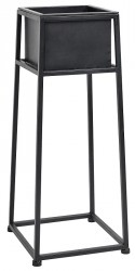 Nordal - Iron Blomsterstand - Sort - H66 cm