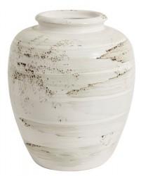 Nordal Krukke antik 33 cm - Hvid