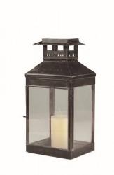 Nordal Lanterne 38cm - Antik sort