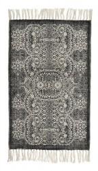 Nordal - Oriental Tæppe 250x200 cm - Stone black
