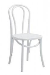 Nordal Stol BISTRO 90x40 cm - Hvid