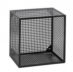 Nordal - Wire Bogkasse 32x32 cm - Sort