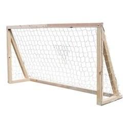 NORDIC PLAY Fodboldmål 120x240x60 cm