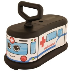 Nordic Play gåbil - Speed - Ambulance