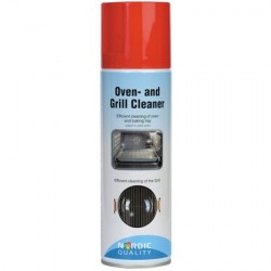 Nordic Quality Rengøringsspray Til Grill og Ovn 300 ml