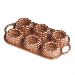 Nordic Ware bageform - Shortcake Baskets Pan