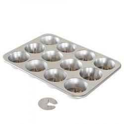 Nordic Ware Cupcake Skjulere i Aluminium