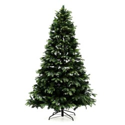 Nordic Winter kunstigt juletræ uden lys - Mix - H 150 cm