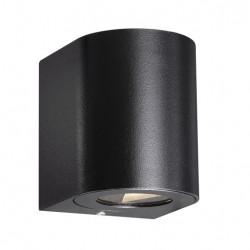 Nordlux Canto 2 LED Væglampe-Sort