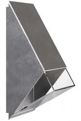 Nordlux DFTP Edge Væglampe - Metal