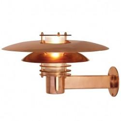Nordlux Phoenix Udendørs væglampe - Kobber-Ø39 cm