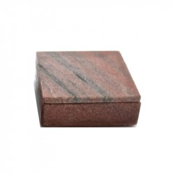 Nordstjerne Coral Marble Box Small