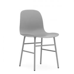 Normann Copenhagen 6 stk. formchair i grå