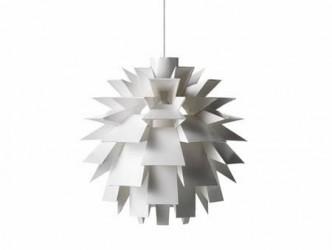 Normann Copenhagen 69 Lampe Hvid XL