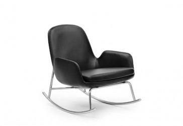 Normann Copenhagen Era Rocking Chair stol - Ultra læder 41599
