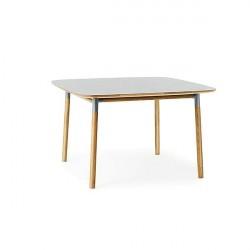 Normann Copenhagen - Form spisebord 120x120 cm - Grå