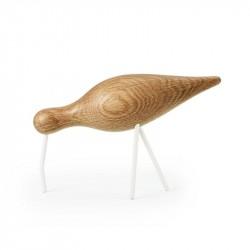 Normann Copenhagen Shorebird - hvide ben, lille