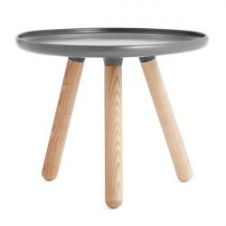 Normann Copenhagen Tablo bord - small - ask/grå