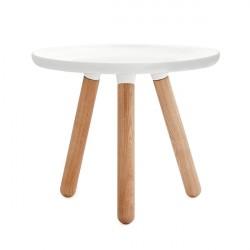 Normann Copenhagen Tablo bord - small - ask/hvid