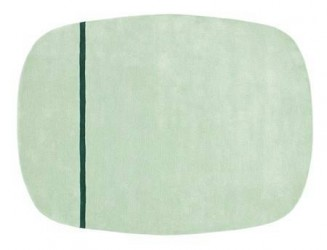 Normann Copenhagen Tæppe Mint 175x240 cm