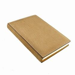 Notesbog - lyst skind