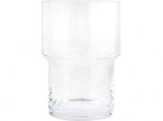 Novoform Vase Klar 20 cm