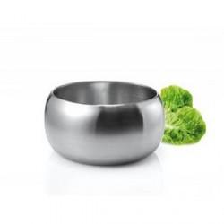 Nuance Salatskål Børstet stål