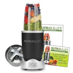 Nutribullet 600W Black 5 pcs.