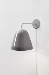 Nyta Tilt væglampe - Grå