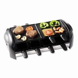 OBH Raclette m/termostat 8 pers.