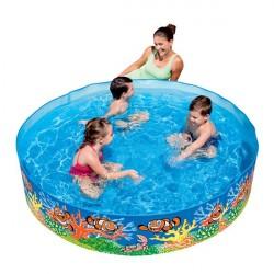 Ocean 183x38 bassin til børn