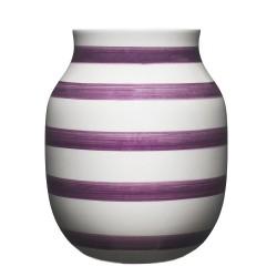 Omaggio vase (blomme/mellem)