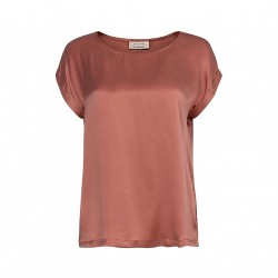 One two blouse rose wood