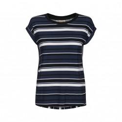 One two t-shirt dark navy