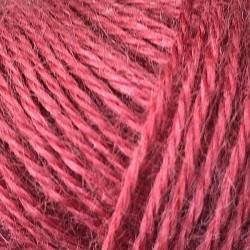 ONION - Mohair+Nettles+Wool - Marsala rød