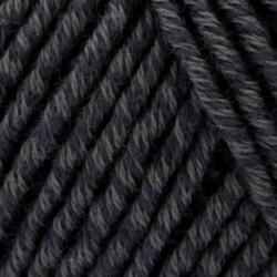 ONION - Organic Cotton+Merino - Grå Antracit