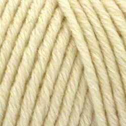 ONION - Organic Cotton+Merino - Råhvid