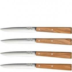 Opinel Stegeknive South No 125, 4 delssæt, Southern, Oliv