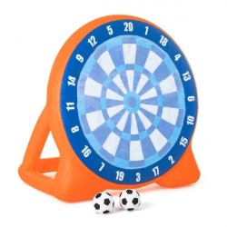 Oppustelig dartskive til fodbolde - 1,57 x 1,57