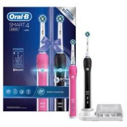 Oral-B eltandbørste - SmartSeries 4900