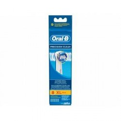 Oral-B Precision Clean Tandbørstehoved 8 stk.