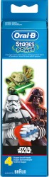 Oral-B Stages Power Refill 4x Star Wars