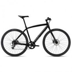 Orbea Carpe 30 citybike med 8 gear - Sort