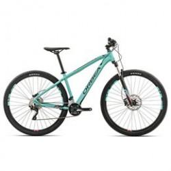 Orbea MX10 mountainbike med 20 gear - Jadegrøn/rød