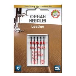 Organ lædernåle