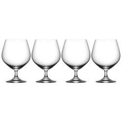 Orrefors cognacglas - Prestige - 4 stk.