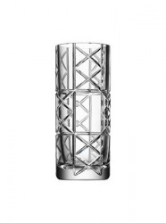 Orrefors Explicit Checks Vase 25 cm