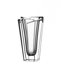 Orrefors Glacial Vase 21 cm