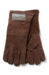 Outset grillhandsker i læder (one size)