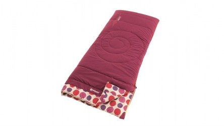 Outwell Sovepose Circles Kids Berry
